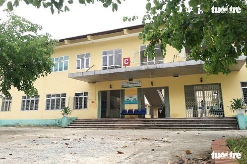 Khoa chẩn đoán hình ảnh - BVĐK huyện Quỳnh Nhai (tỉnh Sơn La)
