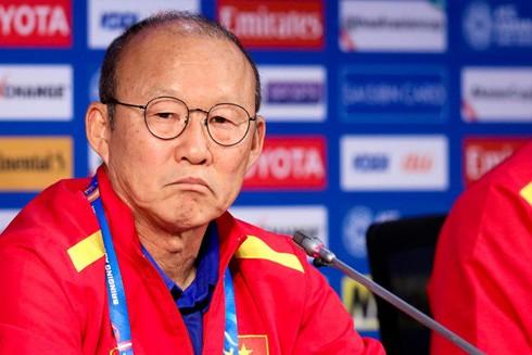 HLV Park, khó khăn hoàn tất đội hình tuyển Việt Nam dự King's Cup tại Thái Lan