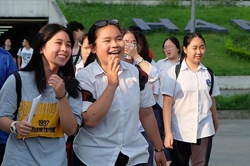 Học sinh cần nắm vững những điểm mớ trong kì tuyển sinh vào lớp 10 năm học 2019-2020 (Nguồn: Vnexpress)