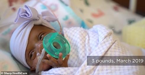 Saybie xuất viện hôm 29-5, sau 5 tháng điều trị đặc biệt ở bệnh viện