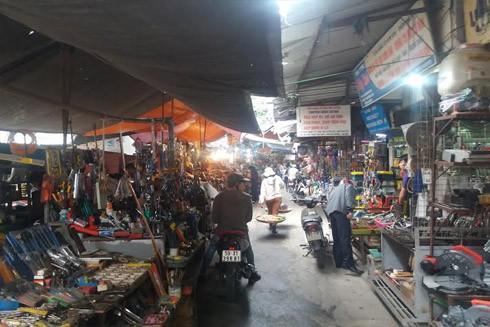 Một góc chợ Trời, Hà Nội