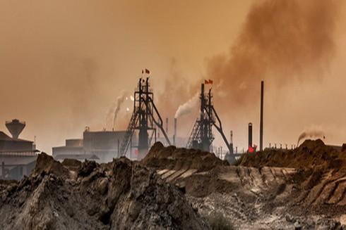 Một nhà máy ở Nội Mông, Trung Quốc (Nguồn: Shutterstock)