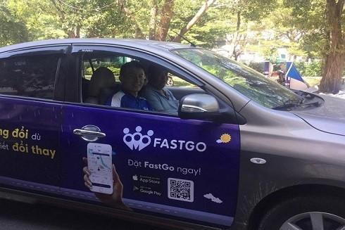Ứng dụng xe công nghệ Fastgo