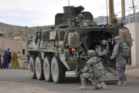 Quân đội Mỹ tại các nước Hồi giáo