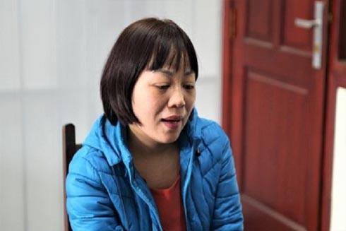 Đào Thị Thanh Bình bị bắt vì hành vi tống tiền doanh nghiệp