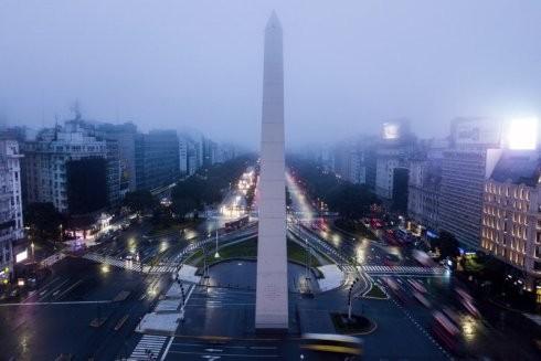 Sự cố mất điện ở Argentinan, Uruguay và Paraguay
