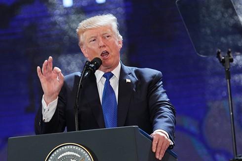 Sau hội nghị APEC 2017 diễn ra vào tháng 11-2017 tại Đà Nẵng, Tổng thống Mỹ tỏ ra rất hứng thú với Việt Nam và từng lựa chọn Việt Nam là nơi tổ chức Hội nghị Thượng đỉnh Mỹ-Triều lần 2 vào tháng 2-2019 (Nguồn: AFP)