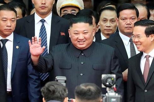 Chủ tịch Triều Tiên Kim Jong-un (Nguồn: TASS)