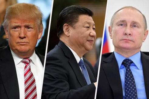 Những vấn đề bên lề, đặc biệt là quan hệ Mỹ-Nga-Trung Quốc là những vấn đề được lưu ý hơn cả chương trình nghị sự của G20