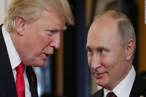 Quan hệ Nga-Mỹ căng thẳng, nhưng quan hệ cá nhân giữa ông Donald Trump và ông Vladimir Putin được cho là vẫn tốt đẹp