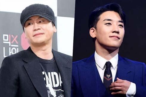 YG (công ty quản lý của Seungri) đối mặt với nhiều khủng hoảng.