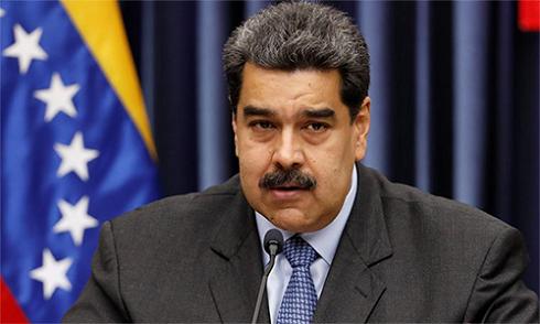 Tổng thống Venezuela Nicolas Maduro. (Ảnh: Reuters)
