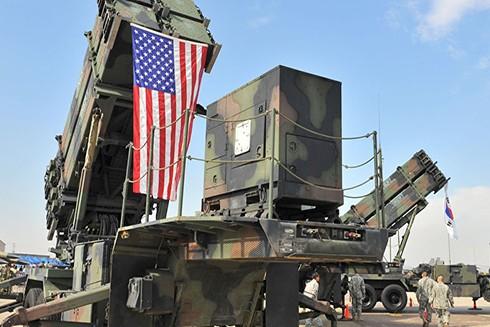 Một hệ thống tên lửa đất đối không của Mỹ. (Nguồn: AFP)