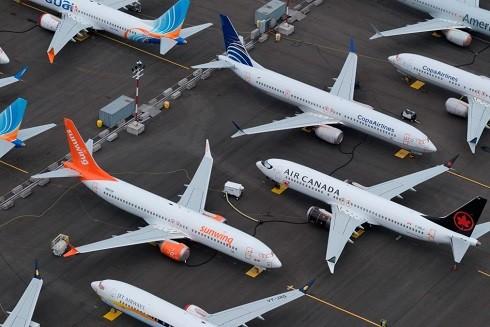 Máy bay 373 MAX tại nhà máy ở Seattle, Washington, Mỹ - Nguồn: CNN