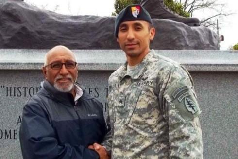 Trung sĩ bị đồng đội tại lực lượng SEAL sát hại - Logan Melgar