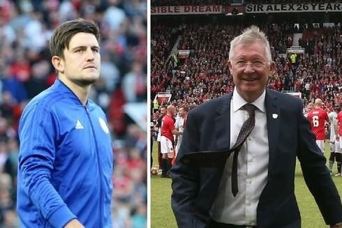 Chuyển nhượng bóng đá quốc tế ngày 4-8: Sir Alex vui mừng khi MU có Harry Maguire ảnh 1