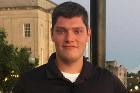 Connor Betts - kẻ thủ ác trong vụ xả súng tại Dayton, Ohio