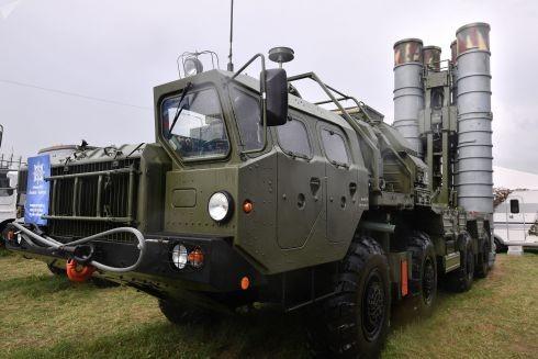 Hệ thống phòng không S-400 Triumph