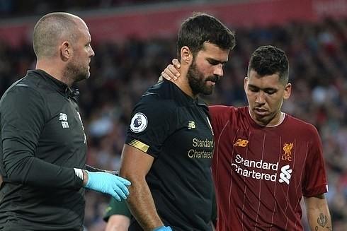 Tin tức bóng đá hôm nay 11-8-2019: Liverpool mất Alisson 6 tuần vì chấn thương ảnh 1