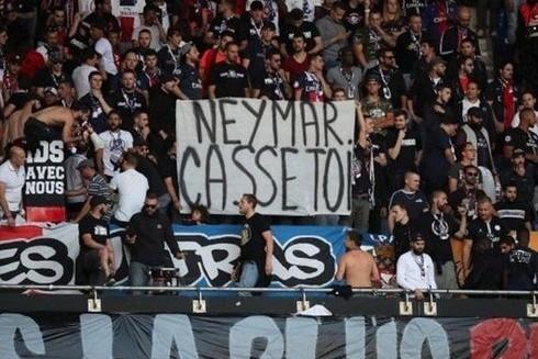 Tin bóng đá mới nhất ngày hôm nay 13-8-2019: CĐV PSG thóa mạ Neymar trên sân ảnh 1