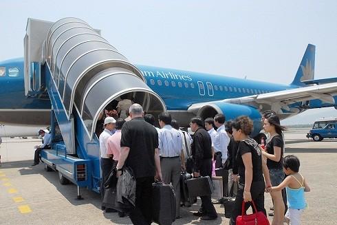 Những mức xử phạt đối với hành khách có hành vi gây rối tại sân bay