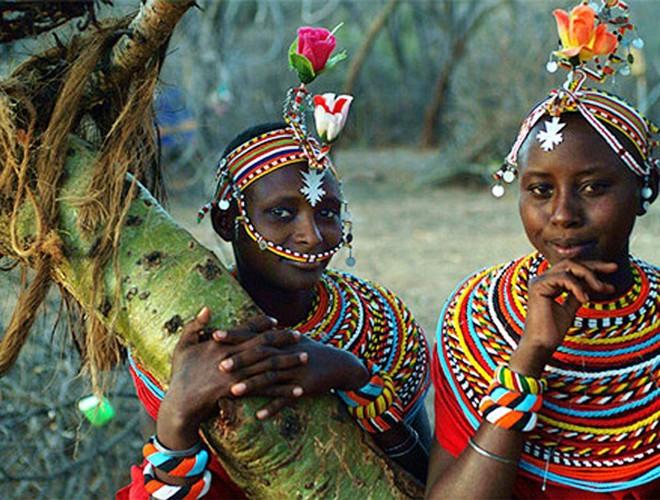 [ẢNH] Giật mình trước những phong tục kỳ lạ của các bộ tộc trên thế giới (phần 2) ảnh 17