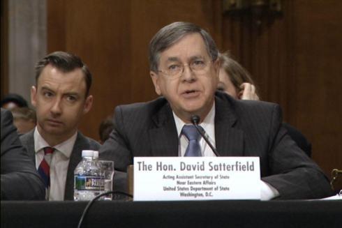 Đại sứ Mỹ tại Thổ Nhĩ Kỳ David Satterfield