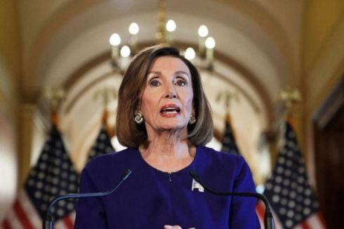 Chủ tịch Hạ viện Mỹ, bà Nancy Pelosi tuyên bố chính thức điều tra luận tội Tổng thống Donald Trump