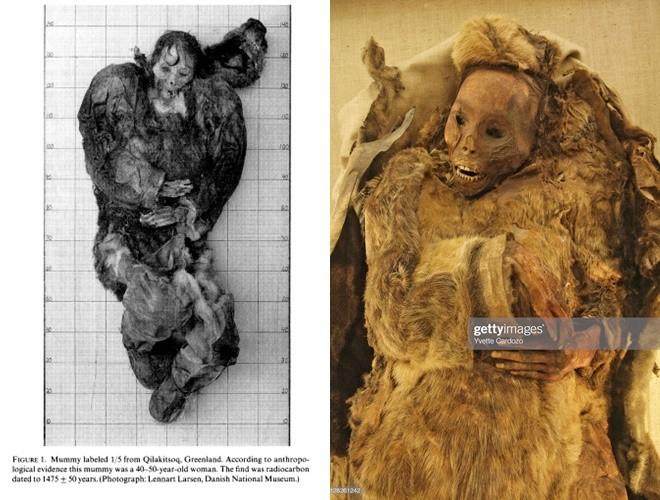 Ám ảnh ánh mắt của xác ướp bé trai 6 tháng tuổi bị chôn sống theo mẹ ảnh 14