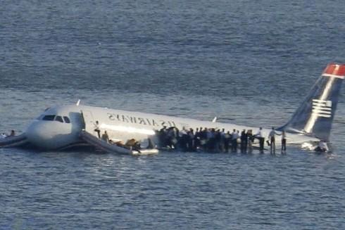 """""""Phép màu trên sông Hudson"""" đã cứu sống 155 sinh mạng"""