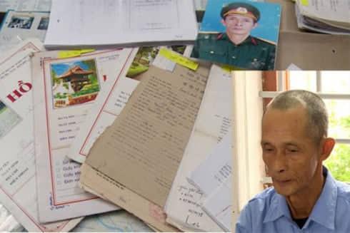 Nguyễn Hòa Bình và giấy tờ giả