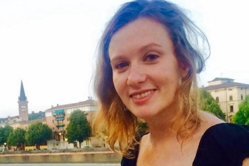 Thi thể Rebecca Dykes, 30 tuổi, được tìm thấy bị bỏ lại bên đường ở phía bắc thủ đô Beirut vào tháng 12-2017