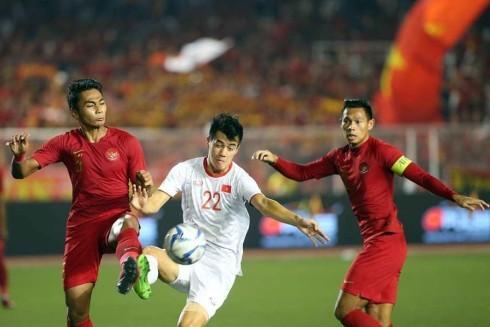 Đội tuyển U22 Việt Nam đã thi đấu với tinh thần quyết thắng quả cảm