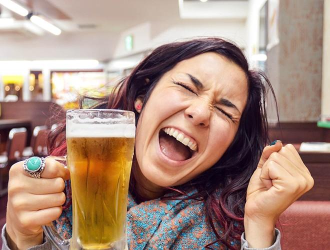 [ẢNH] Uống rượu, bia quá đà là tự gây hại cho sức khỏe ảnh 12