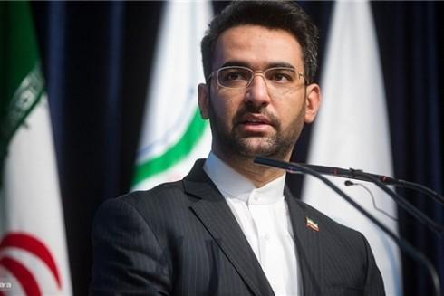 Bộ trưởng Viễn thông Iran Mohammad Javad Azari-Jahromi