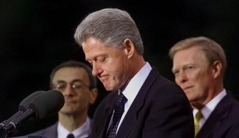 Điểm lại những lần tổng thống Mỹ bị luận tội trong lịch sử ảnh 2