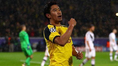 Kagawa tỏa sáng khi trở lại Dortmund mùa hè 2014