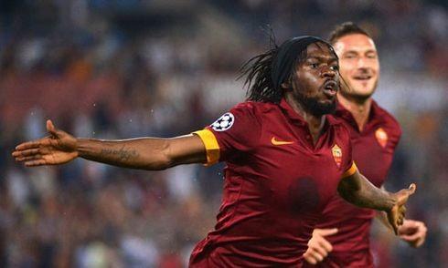 """Gervinho """"lột xác"""" khi chuyển tới thi đấu cho AS Roma"""