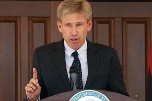 Cố Đại sứ Mỹ tại Libya Christopher Stevens