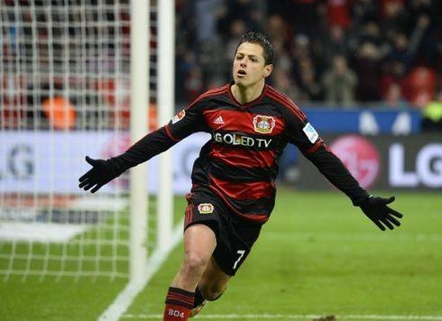 """""""Hạt đậu nhỏ"""" trong màu áo Leverkusen"""