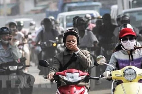 Hà Nội thực hiện các biện pháp cải thiện ô nhiễm không khí