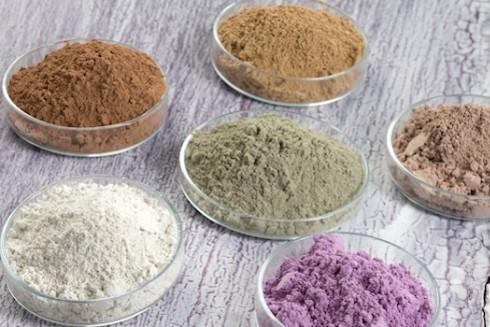 Đất sét là một trong những sản phẩm tẩy tế bào chết hiệu quả và an toàn cho da