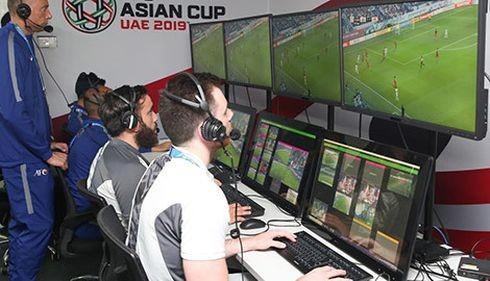 VAR từng được áp dụng tại Asian Cup 2019