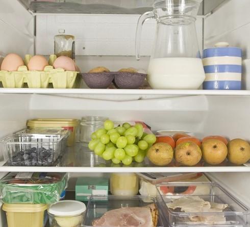 Lưu ý không bảo quản thức ăn thừa trong tủ lạnh để tránh bị ngộ độc thực phẩm trong dịp Tết Canh Tý sắp tới