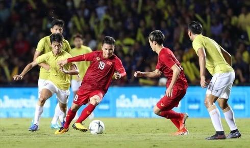 Đội tuyển Việt Nam vẫn đang giữ được mạch trận bất bại tại vòng loại thứ 2 World Cup 2022 khu vực châu Á
