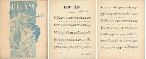 """""""Dư âm"""" - một trong những sáng tác gắn liền với tên tuổi của nhạc sĩ Nguyễn Văn Tý"""