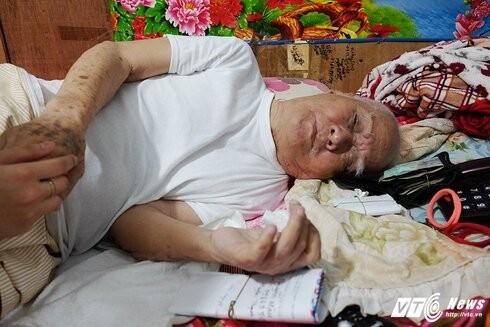 Nhạc sĩ Nguyễn Văn Tý và những năm tháng cuối đời trong cô đơn, bệnh tật (Nguồn: VTC News)