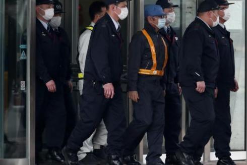 Ông Carlos Ghosn đã nộp 13,8 triệu USD để được tại ngoại, trước khi đào tẩu khỏi Nhật Bản.