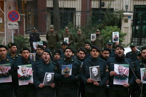 Thiếu tướng Qassem Soleimani là nhà lãnh đạo Iran có tầm ảnh hưởng lớn ở nước Cộng hòa Hồi giáo và cả Trung Đông
