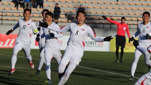 U23 Triều Tiên hứa hẹn sẽ tạo nên những bất ngờ thú vị tại bảng đấu
